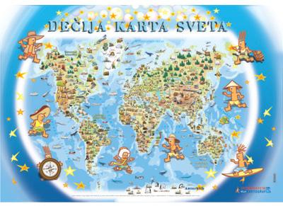 zidna karta sveta Poster   Zidna karta zidna karta sveta