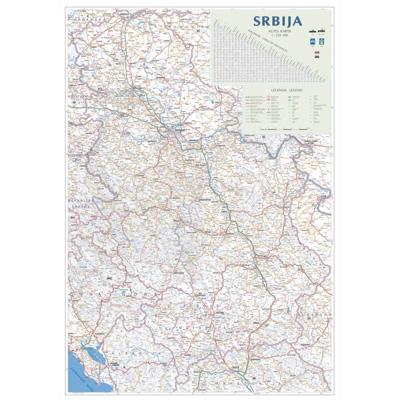 Auto Karta Srbije I Crne Gore Bitessite S Diary