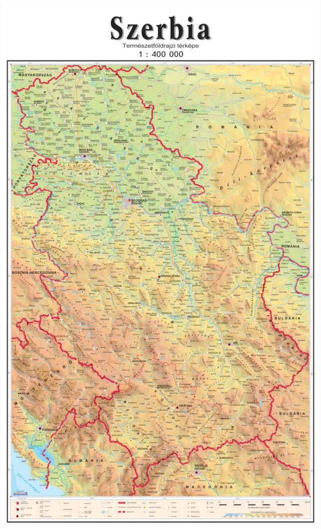 Rusia Tattoos Mapa Srbije I Crne Gore